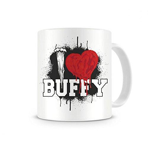 Mug Buffy I Love School, Divers