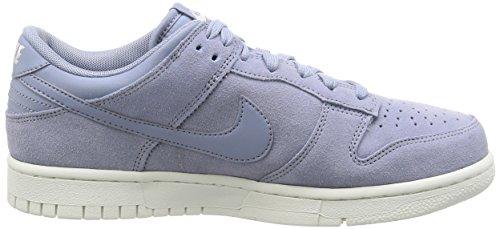 Nike Dunk Low, Scarpe da Ginnastica Uomo Grigio (Glacier Grey/Glacier Grey/Summit White)