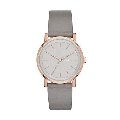 DKNY Women's NY2341 SOHO Grey Watch