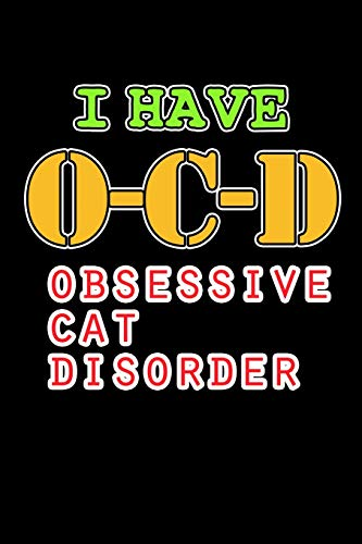 Cat Disorder: Funny Cat Journals (From Kids to Cat Mom) ()