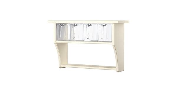 tiroirsblanc étagère avec Ikea murale 218Amazon 1426 285 5AqRjL34