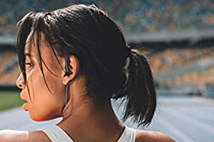 Motorola Earbuds Active in-Ear Headphones (Gray)