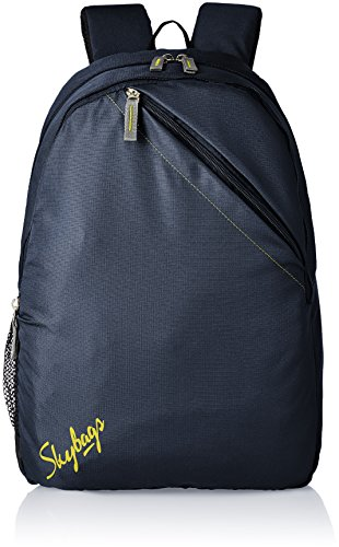 Skybags Brat 21 Ltrs Blue Casual Backpack (BPBRA4BLU)