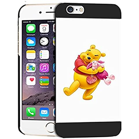 Iphone 6 (4.7 Inch) Winnie The Pooh Bear And Friends Hard Plastic Case, Cool Winnie The Pooh Bear And Friends - [ Disney ] Iphone 6S (4.7 Inch) Custodia Protettiva, Winnie The Pooh Bear And Friends Iphone 6S (4.7 Inch) Iphone 6 / 6S (4.7 Inch) Case Cover For WoUomini