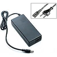 MyVolts Cargador 12V compatible con Teclado Roland FP-5 (Fuente de alimentación) - enchufe español