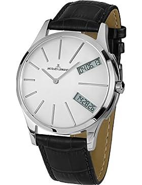 Jacques Lemans Herren-Armbanduhr 1-1813B