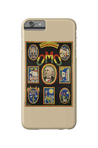 omo-vintage-poster-artist-de-faria-france-iphone-6-plus-cell-phone-case-slim-barely-there