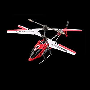 Syma 2nd Edition S107 S107G New Version Indoor Helicopter (Red) from Syma