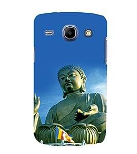 printtech Lord Buddha Back Case Cover for Samsung Galaxy J2 / Samsung Galaxy J2 J200F