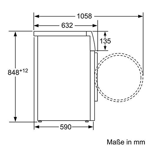 Siemens WD15G442 iQ500 Waschtrockner - 7