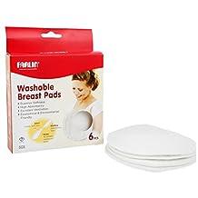 Farlin Washable Breast Pads 6pcs