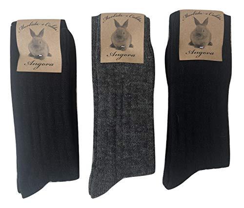 worldsocks calzini caldi lana d angora per uomo e donnacalze calzini invernali per il freddo made italyaltezza metà polpaccio.
