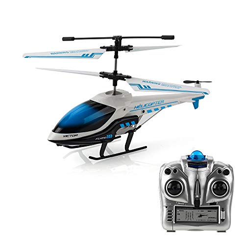 Koowheel Helicopter Remote Control Helicopter Remote Control Mini Flying RC Helicopter Flat Plane Toy Gift For Children Resistance Built-in Gyroscope