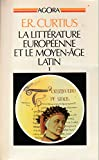La litterature europeenne - Agora - 09/09/1998