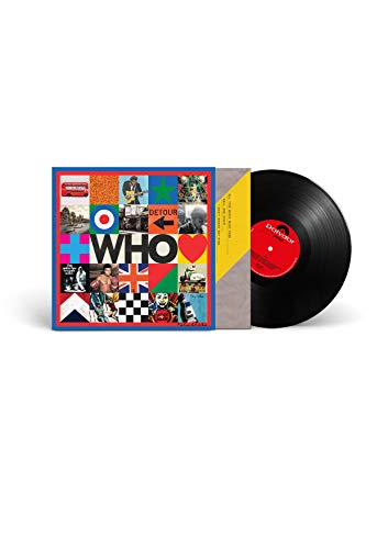 41KT8IcU6GL - WHO [Vinyl LP]