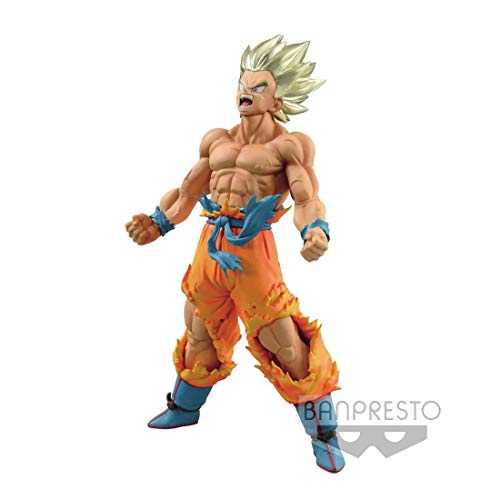 Ban Presto - Dragon Ball Z Figurine Blood of Saiyan-Goku SS 18cm