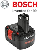 Bosch Genuine Pod Style Battery (14.4V, 1.5Ah, NiCd) (Bosch Pt No 2607335533, 2607335534, 2607335711)