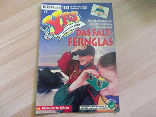 YPS - Heft, (mit eingeschweißtem Gimmick!!!) Nr. 1122, (Falt-Taschenlampe=