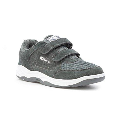 Gola - La fermeture facile grise fôlatre des chaussures pour les hommes de Gola Gris