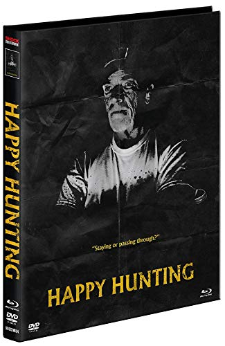 Happy Hunting - 2-Disc Mediabook (Character Edition 4) - limitiert auf 50 Stück [Blu-ray]