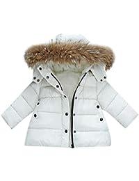 d49ed09fa Amazon.co.uk  White - Coats   Jackets   Baby Boys 0-24m  Clothing