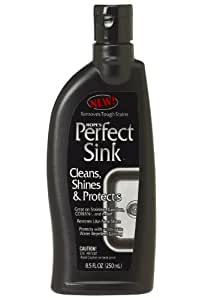 Hope S Perfect Sink 8 5 Oz Sink Cleaner And Polish Restorative Water Repellant