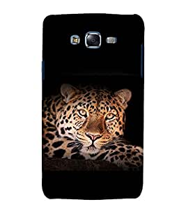 printtech Nature Animal Tiger Back Case Cover for Samsung Galaxy A5 / Samsung Galaxy A5 A500F