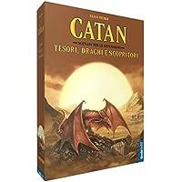 Catan Studios Jeux États-Unis gu555–Catan: Trésors, dragons et scopritori