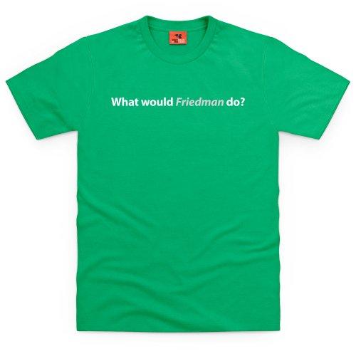 Square Mile Friedman T-Shirt, Herren Keltisch-Grn