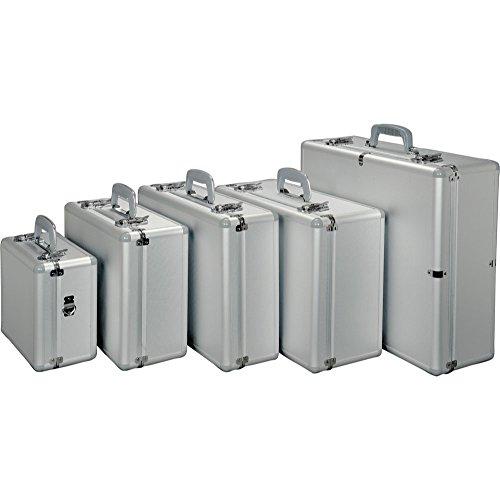 ALUMAXX 45139 Multifunktionskoffer STRATOS V, silber