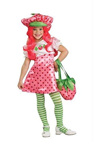 Strawberry Shortcake Dlx Todlr (Erwachsenen Strawberry Shortcake Kostüme)
