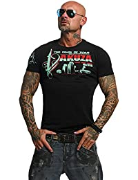Yakuza Hombres Ropa Superior/Camiseta Havoc
