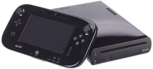 Nintendo Wii U Premium Pack schwarz, 32GB inkl. Mario Kart 8 (vorinstalliert) - 6