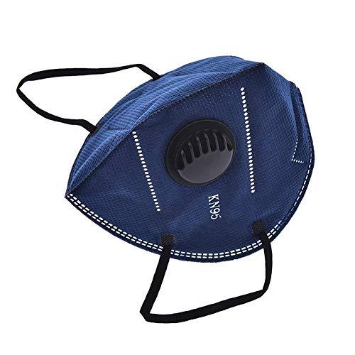 Pasamontañas Algodón PM2.5 anti Haze máscara respiración