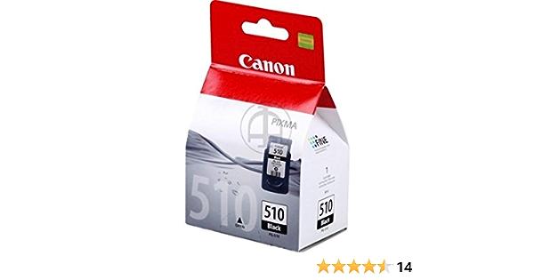 Original Tinte Canon Pg510 Pg 510 2970b001 2970b001aa Premium Drucker Patrone Schwarz 220 Seiten 9 Ml Bürobedarf Schreibwaren