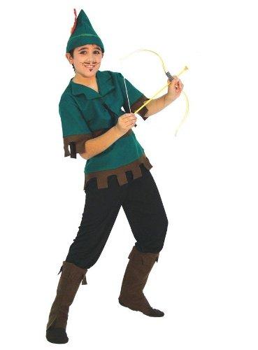 Kostüm Säugling7-9 Jahre alt ROBIN vonL BOS - Neun Jahre Alt Kostüm