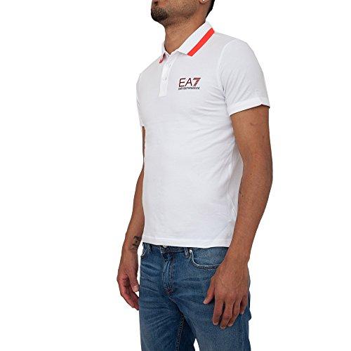 EMPORIO AR_CAMISETAS_3YPF87-PJ03Z-110_1 Blanc