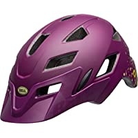 BELL Sidetrack Youth MIPS Casco, Infantil, Matt Plum/Pear Fragments, Unisize 50