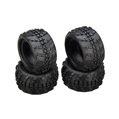 LaDicha WLtoys 1/28 P929-03 Reifen für Monster Trucks Auto Parts