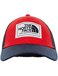 The North Face Mudder Trucker Berretto, Unisex – Adulto, Rosso (Tnf Red/Urban Navy), Taglia Unica