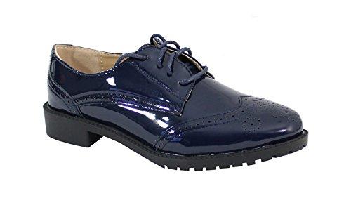 Chaussure Style Derby - No Name - Spéciale Été - Noir - 38 EU