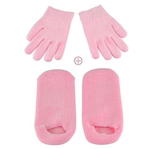 CoFashion Feuchtigkeitsspendende SPA Socken Unisex Moisturizing Whitening Schonheit Gesundheit Spa