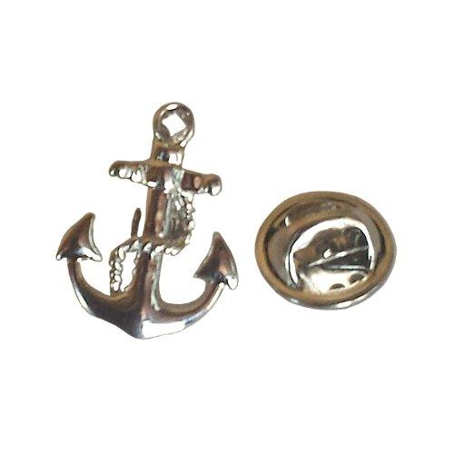 Anker Segelboot Sailor Anstecknadel Tack Krawatte