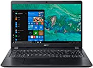 Acer Aspire 5 Slim 7th Gen Core i3 15.6-inch Thin and Light Laptop (4GB/256GB SSD/Windows 10/Obsidian Black/1.