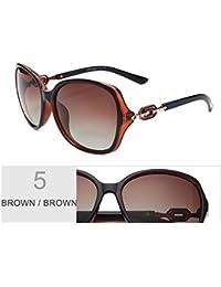 TIANLIANG04 Unas Enormes Gafas De Sol Polarizadas Gafas De Sol De Mujer Mujer Gafas Gafas Uv400