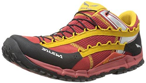 Salewa Homens Ms Sneakers Velocidade De Subida Naranja / Dorado (terracota Ouro Pepita De 1621)