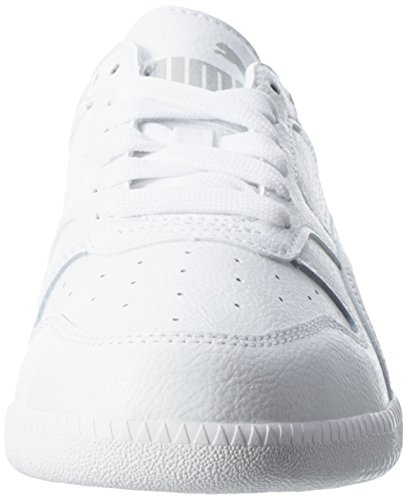 Puma Icra Trainer L, Sneakers Basses Homme Blanc (White-white 02)