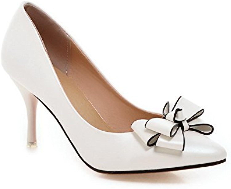 AdeeSu Adee Scarpe Col Tacco Donna Bianco (bianca), (bianca), (bianca), 40.5 EU, SDC01046   bello  ca0a22