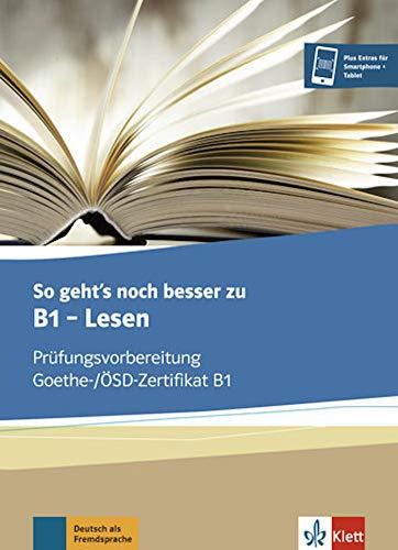 Lesen - Ubungsbuch