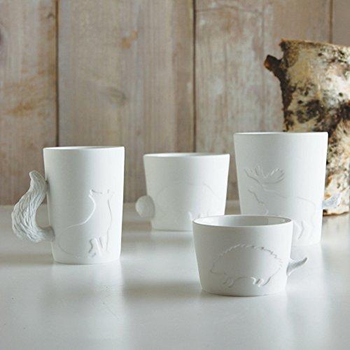 Tasse - Teebecher - Mugtail - Katze - Teelicht - 3